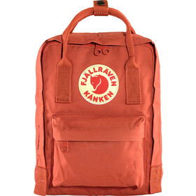 Fjällräven Kånken Mini Backpack Kids rowan red